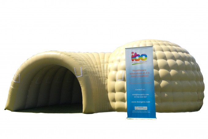 Inflatable Breast (IB)